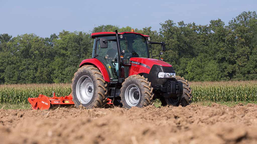 CASE IH FARMALL C SERIES