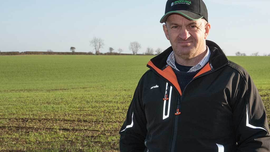 """""""Given the soil here we need something to work with before using the direct drill"""" - PAUL DOWNIE"""