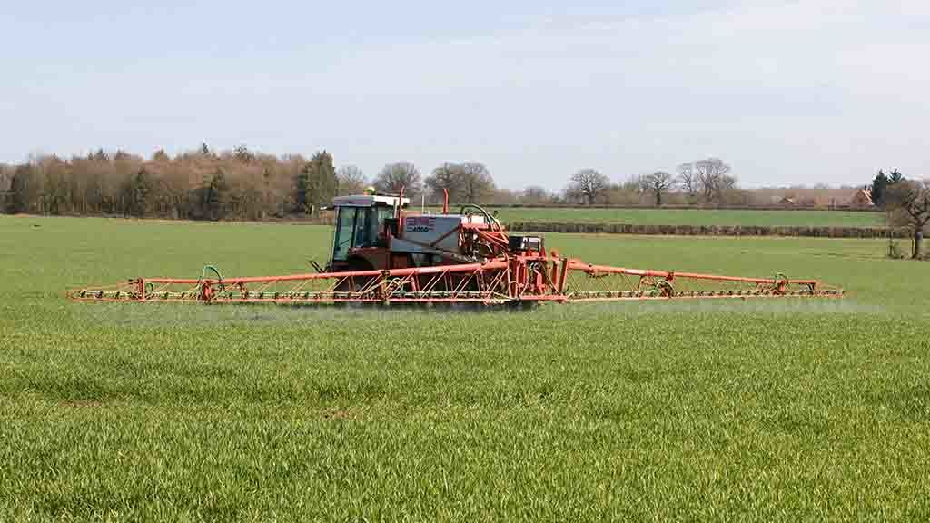 Crop protection actives being lost with worrying consequences for production