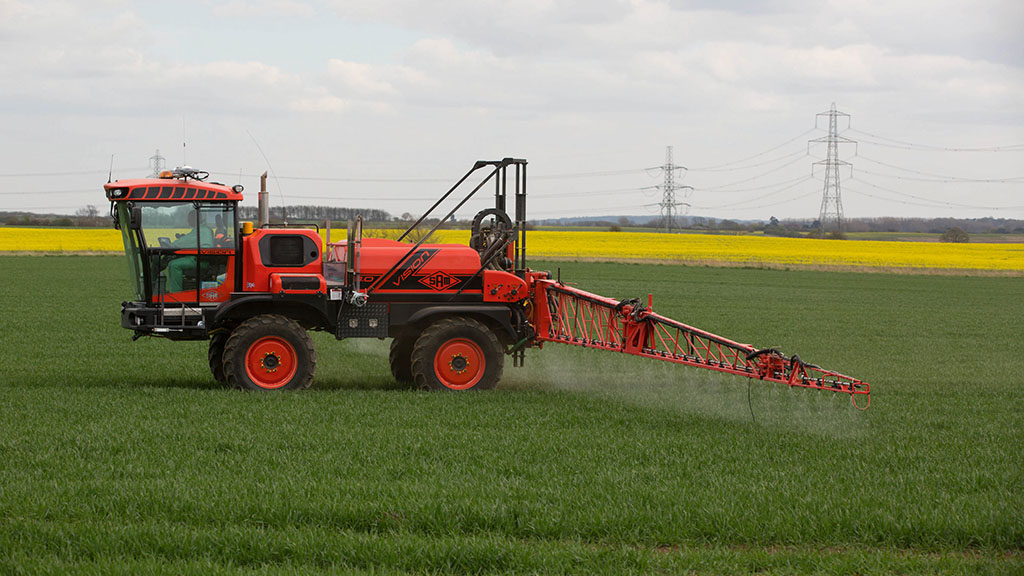 Petition calls for ban on pesticides by 2035