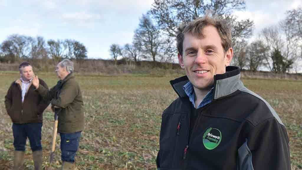 Talking arable with Ian Matts: Black-grass flush shows delaying drilling was the right decision