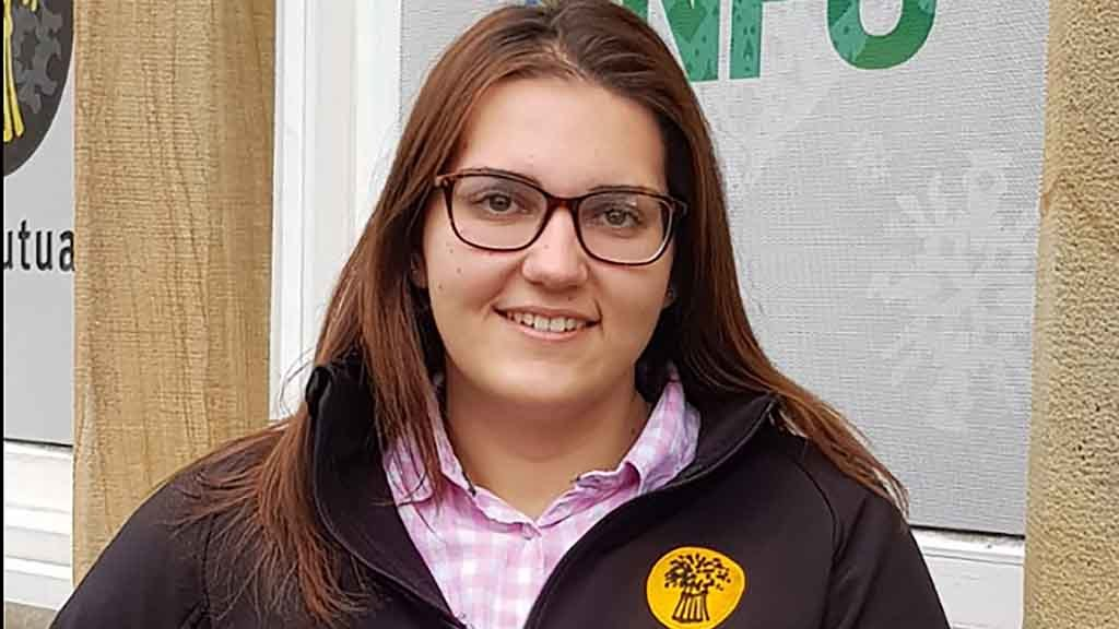 Young Farmer Focus: Hazel Stansfield - 'I am lucky really that I joined Young Farmers'