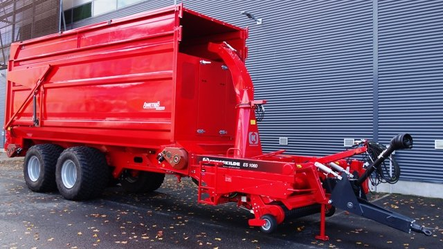 Metsjo reveals latest chopper trailer combos