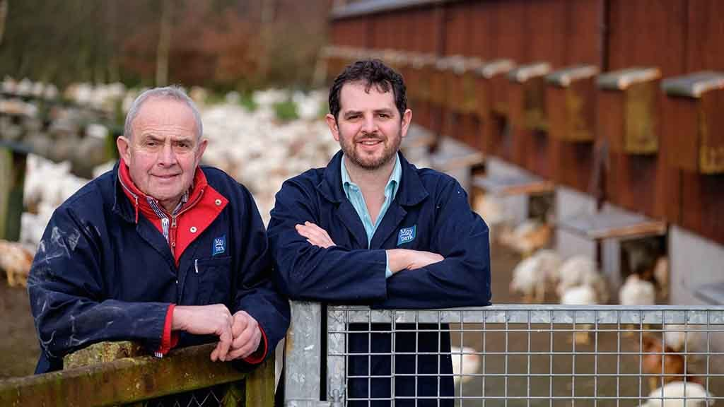 Farm profile: Organic poultry production supports family farm