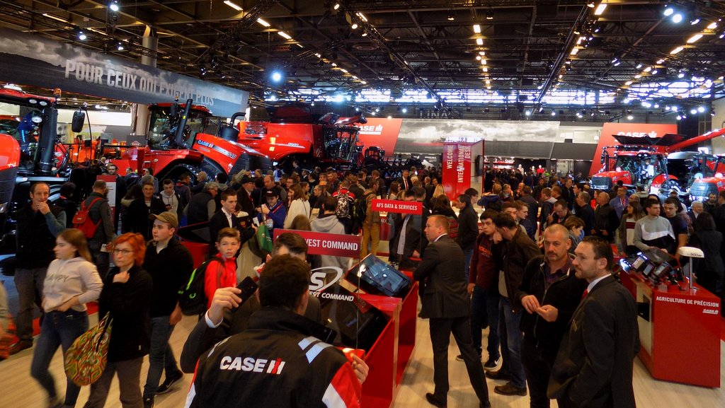 SIMA 2019: Day one picture highlights from the French machinery show