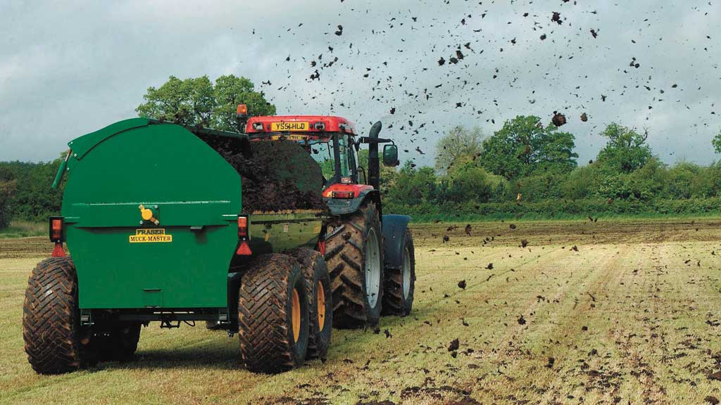 Understanding what nutrients you have on-farm in the form of farmyard manure is key.