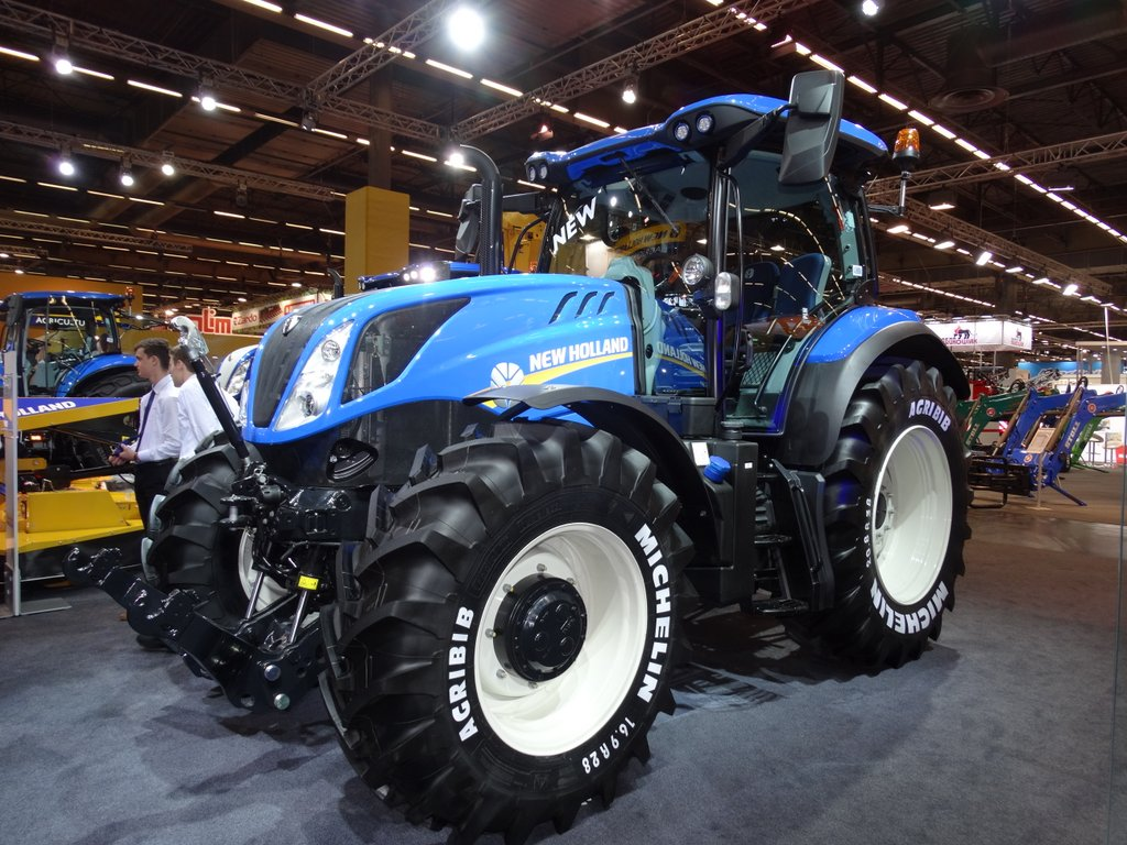 New Holland T6.160 additional model