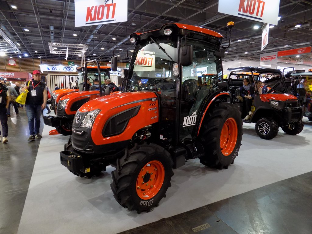 SIMA 2019: Latest tractors and loaders showcased at famous
