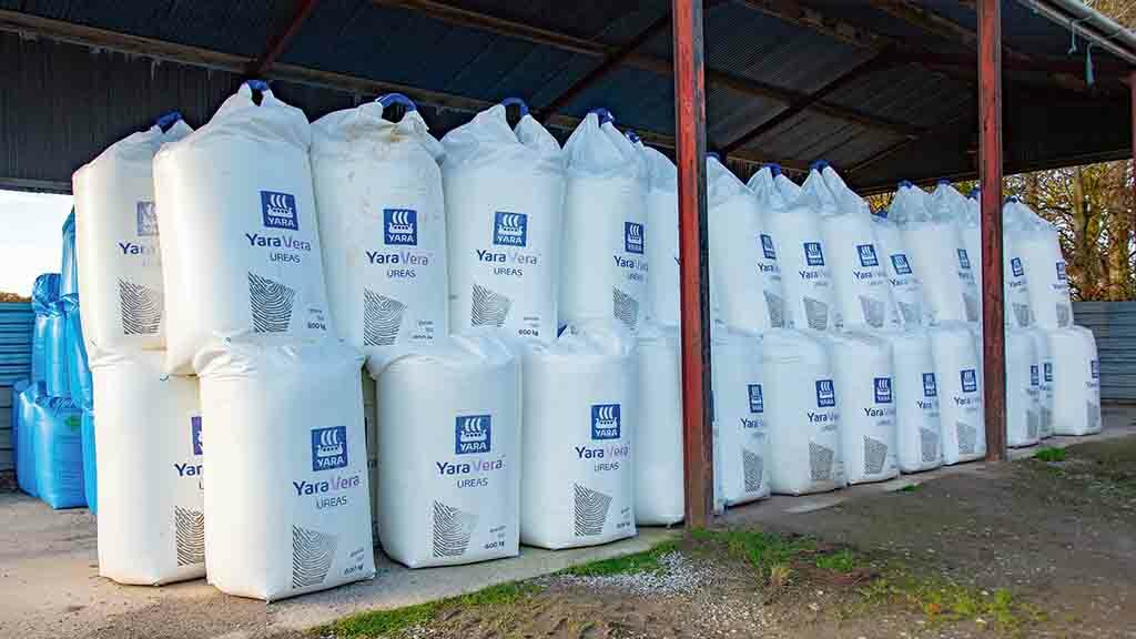 New video gives top tips on safely storing and handling fertilisers on farm