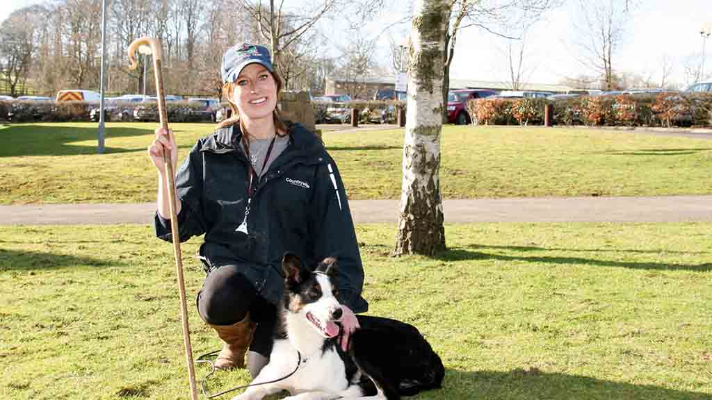 Sheepdog trialler profile: Breeding top dollar dogs with Emma Gray