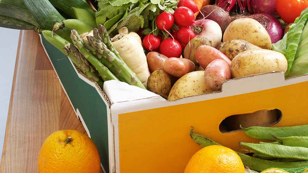 Food security central theme of Government's new Food Strategy