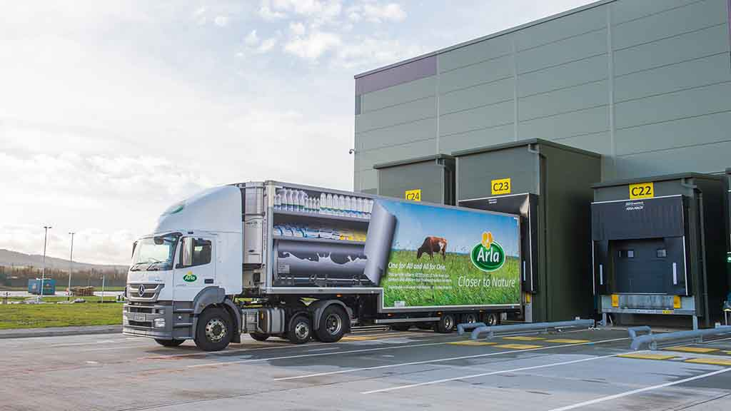 'Strong dairy co-operative' - seventh consecutive price hold for Arla