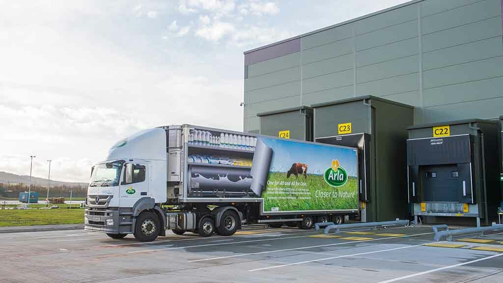 Arla aims to be carbon net zero from cow to consumer by 2050