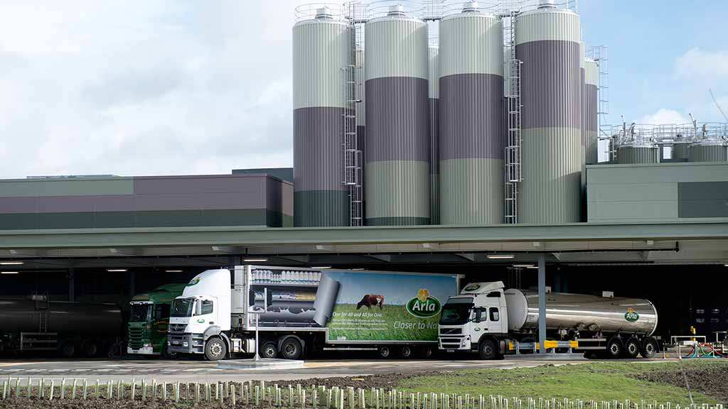 Arla confirms unchanged price for September