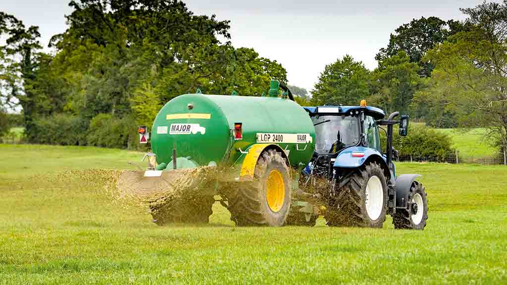 Top tips for slurry tanker maintenance: What farmers need to know