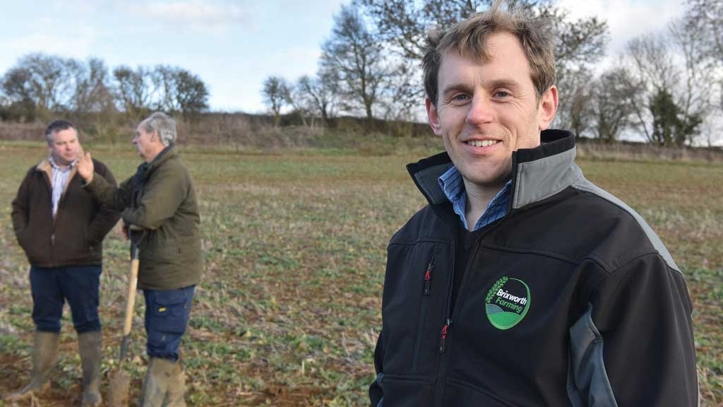 'Establishment has to be the key to getting OSR up and away in the autumn'