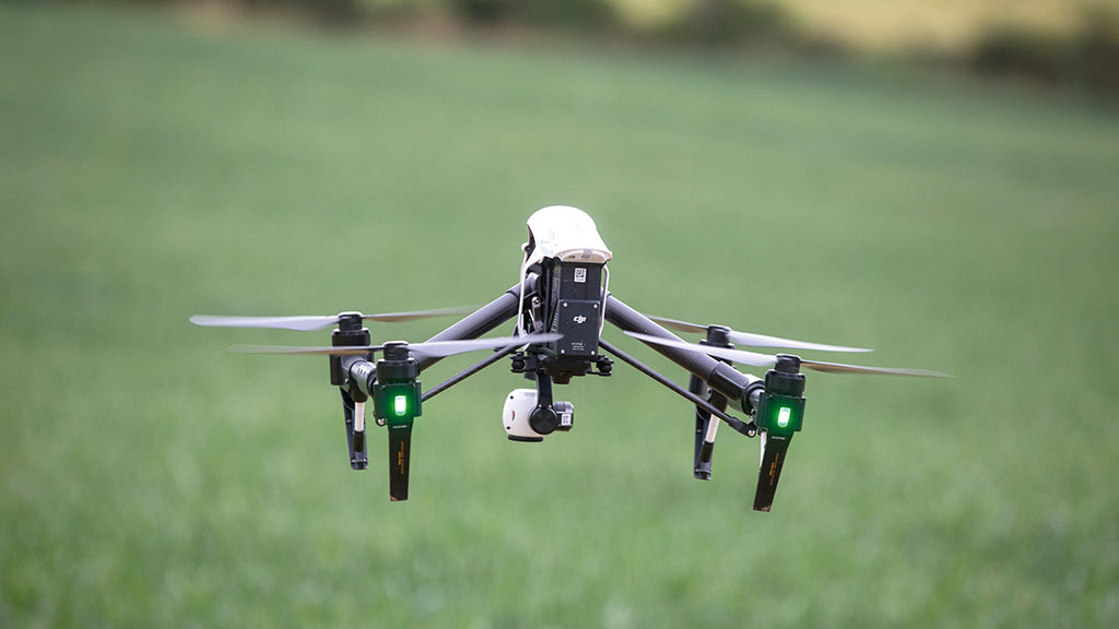 UK farmers could be hit with penalties of thousands of pounds over drone use