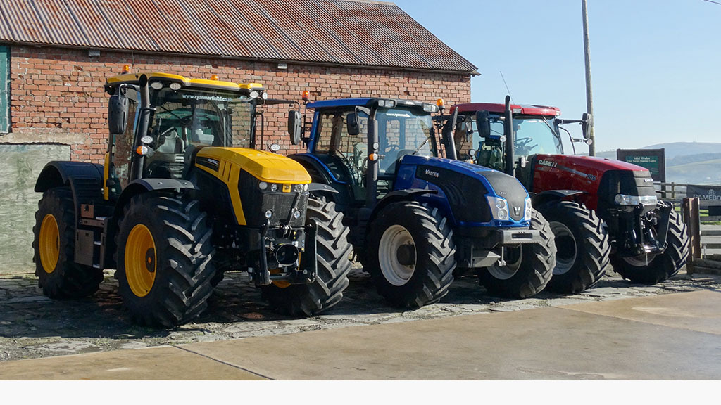 Tractor registration glitch highlights 'missing machines' in DVLA mix-up