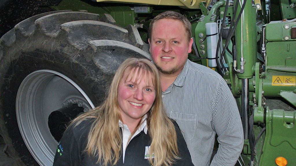 David and Liz Moore founded the company in 2010.