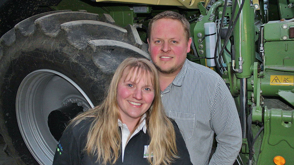 Competing with the big guns: Specialist, quality service makes the difference for young couple