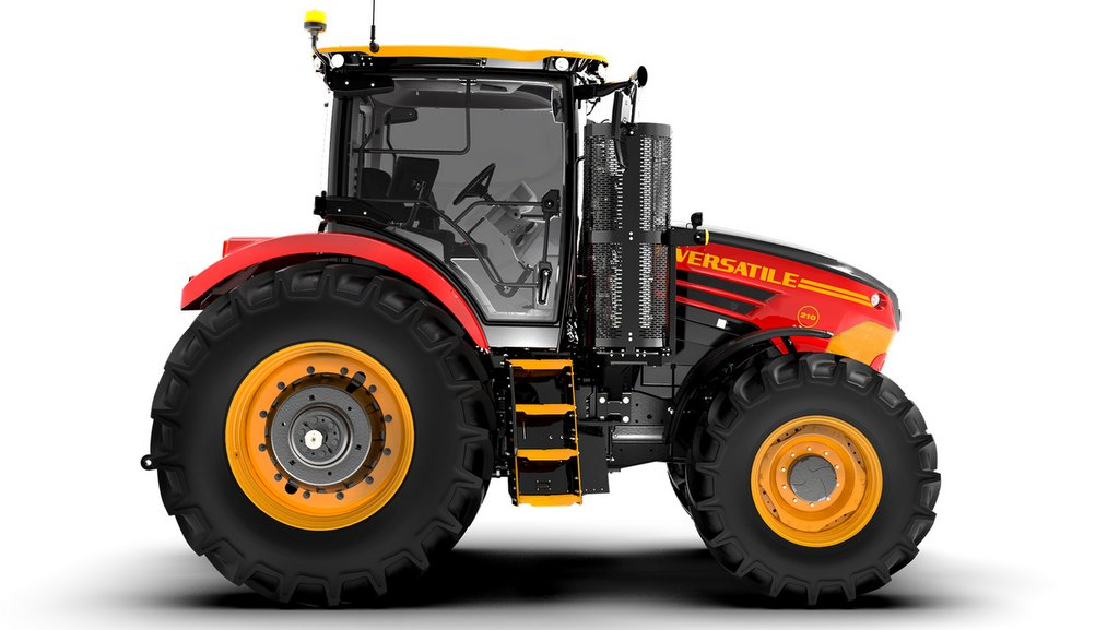 Versatile strengthens tractor line-up with the launch of the new Nemesis Series
