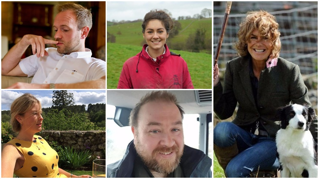 Meet the new faces of BBC's Love in the Countryside - and there's one space left...