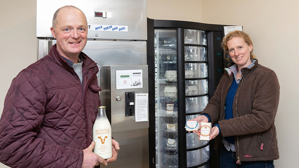 Farm profile: Redundancy fuels passion for career in dairy
