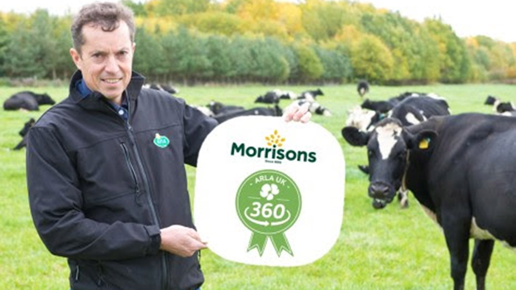 'We have got a good relationship' - Morrisons signs up to Arla 360 scheme
