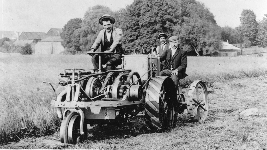 FG 175: The iconic models which shaped the tractors of today