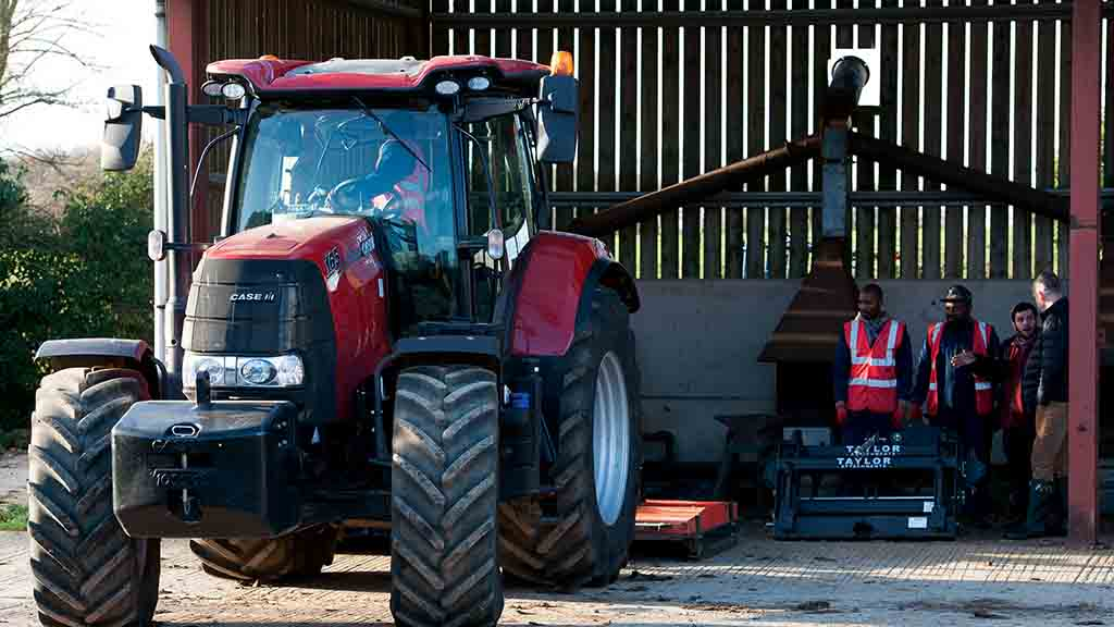 Angolan students look to UK agriculture for farm management skills