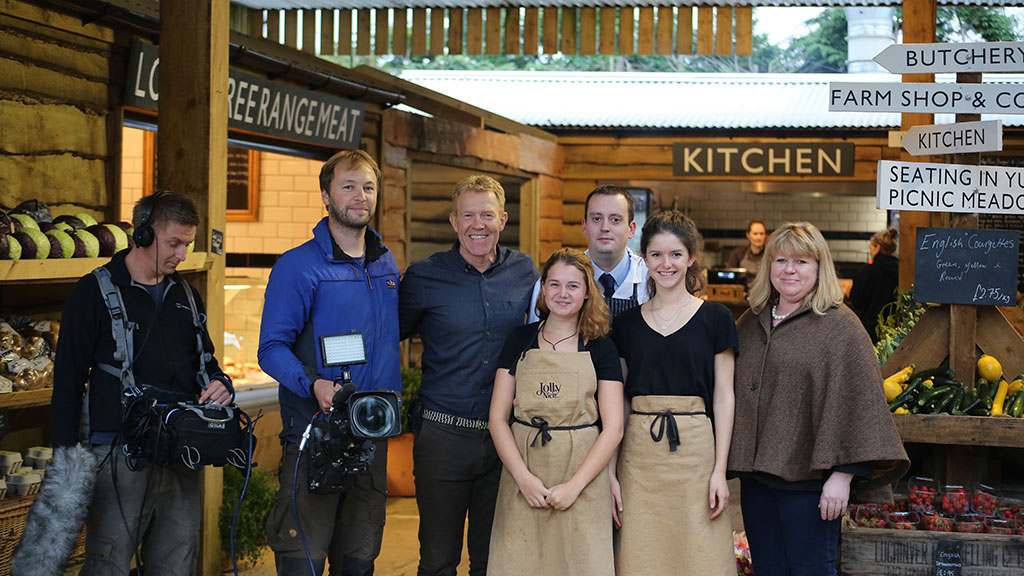 Food focus: Family build award-winning farm shop from scratch