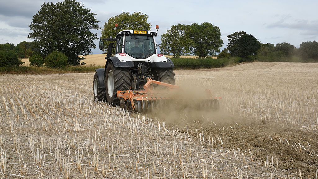 Top tips for stubble management this harvest