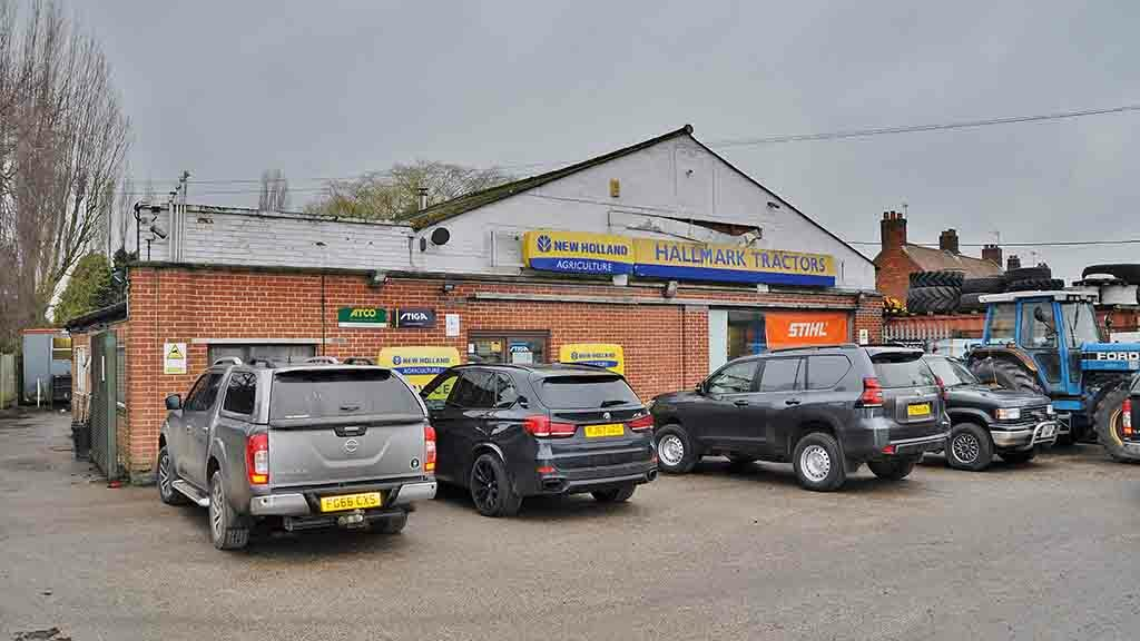 Due to be replaced this year, the Cubley depot has been a Hallmark dealership since 1995.