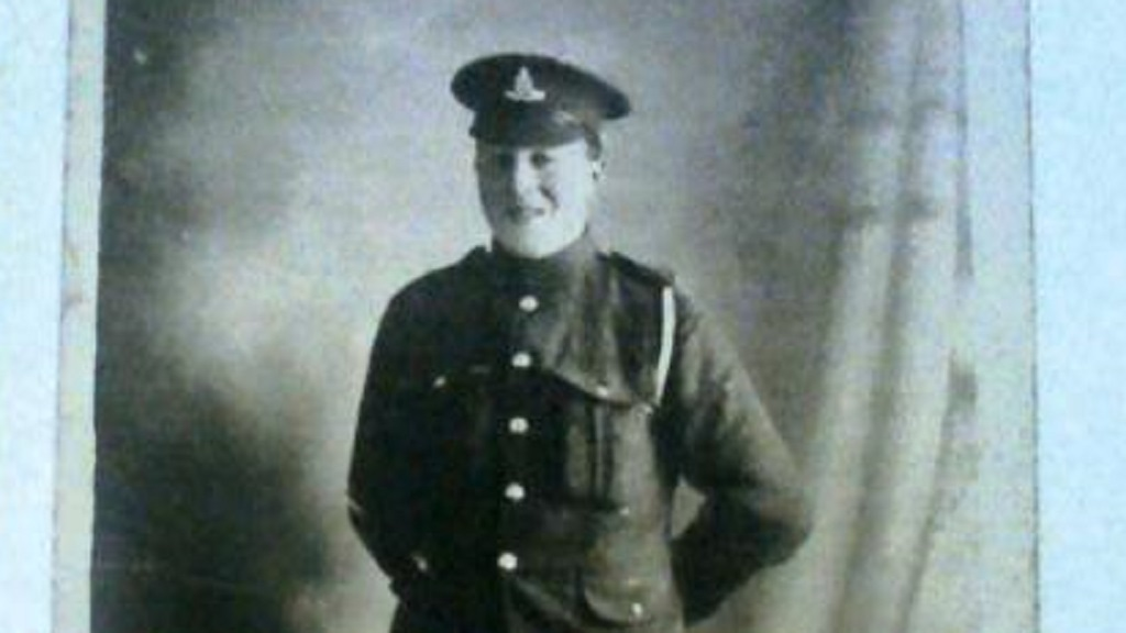 'Farmer had to choose which son to send to war'