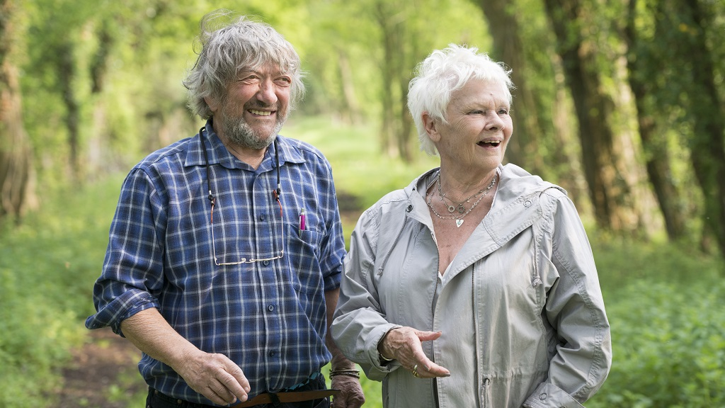 Dame Judi Dench announced as Countryside Restoration Trust official patron
