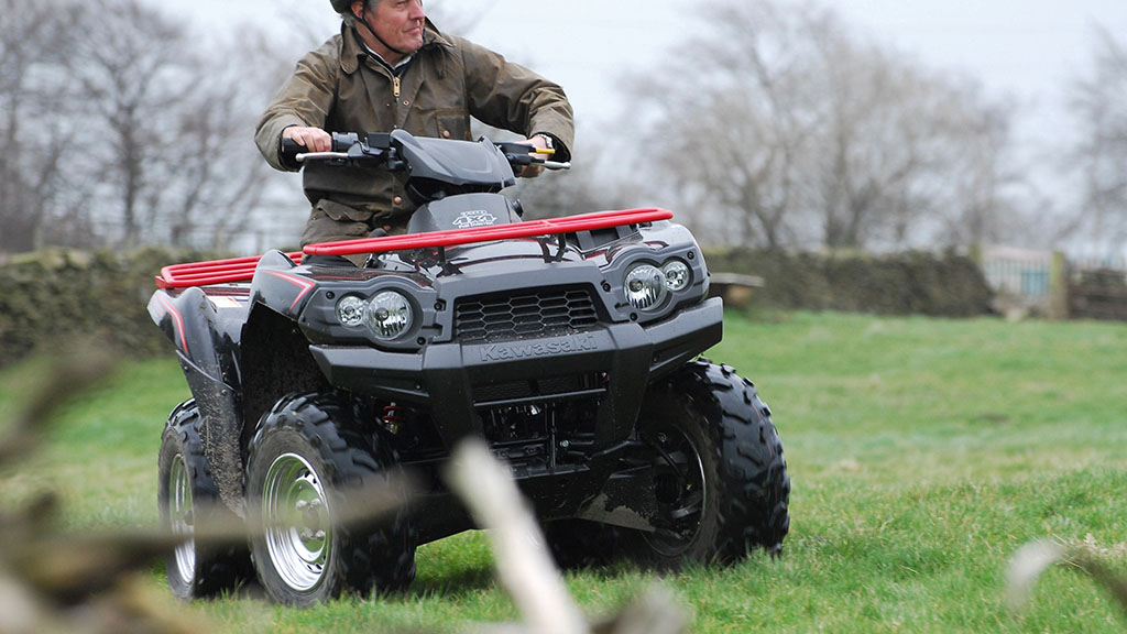 Operation Nobble: Police launch initiative to curb quad bike thefts from farms