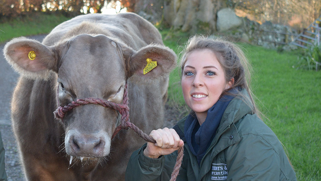 Young Farmer Focus: Alice Allan - 'I take control of feeding the lambs, before commuting to my job'