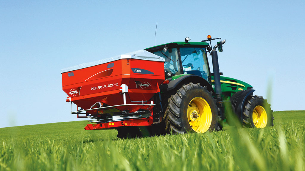 Machinery checklist: Top tips for spreader accuracy