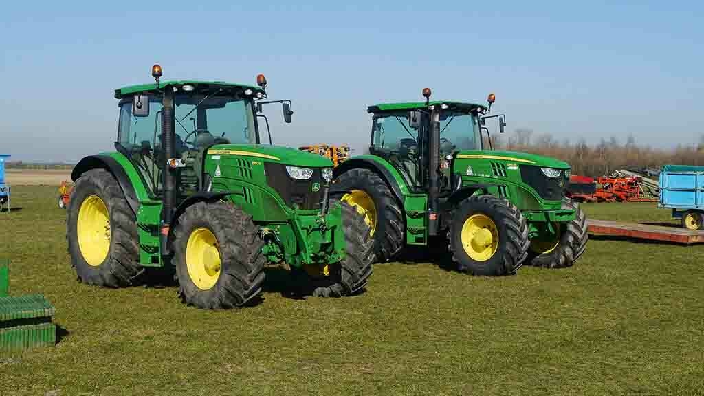 'Farmers are thinking carefully' - machinery sellers cash-in before Brexit