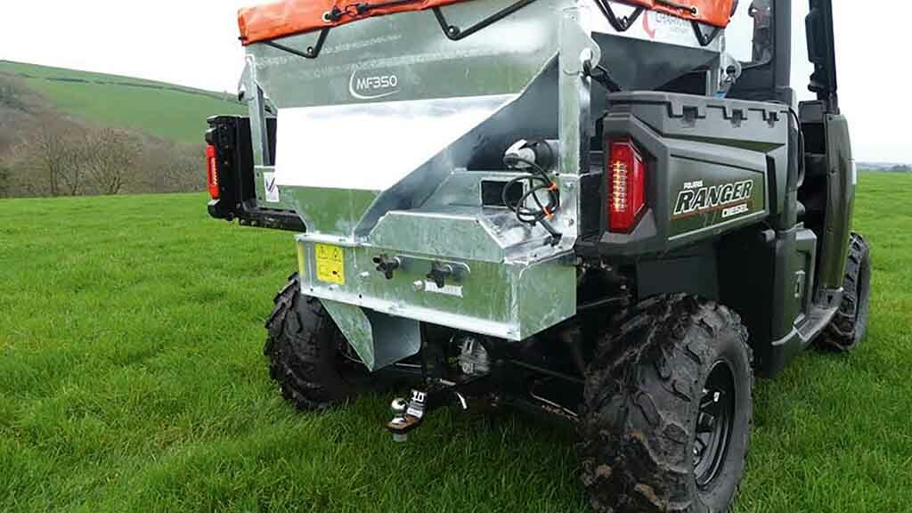 New UTV-mounted livestock feeder launched after rise in popularity