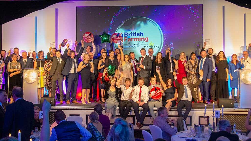 NOW OPEN: How to nominate for and enter the British Farming Awards 2019