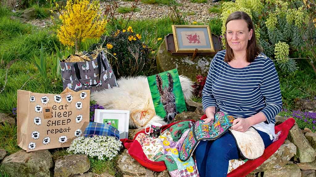 Backbone of Britain: The Artful Farmer's Wife group offers rural women chance to come together