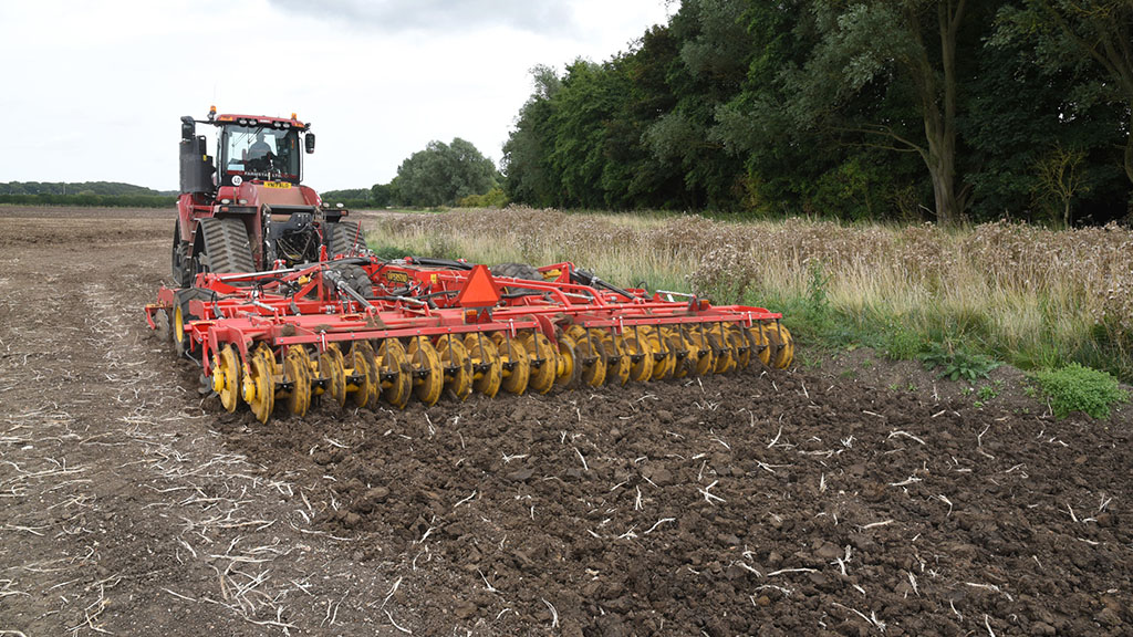 Acidic soils could be affecting production on many Scottish farms