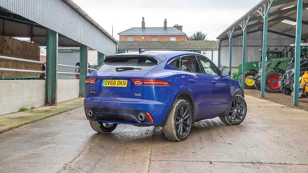 A refined ride: Jaguar E-Pace 180 R-Dynamic S put to the test