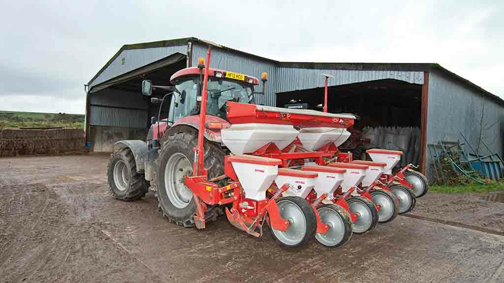 Buyer's Guide: What to look for in a used maize drill