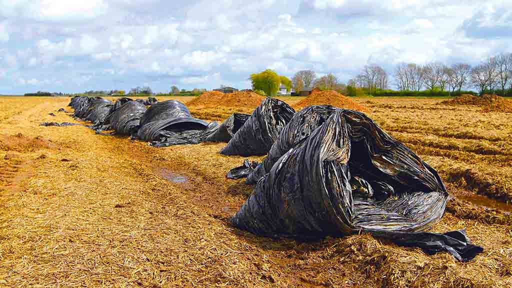 The plastic waste issue: Everything British farmers need to know
