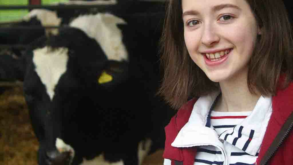 Young Farmer Focus: Evie Rogers - 'I wouldn't be the individual I am now had I not got into farming'