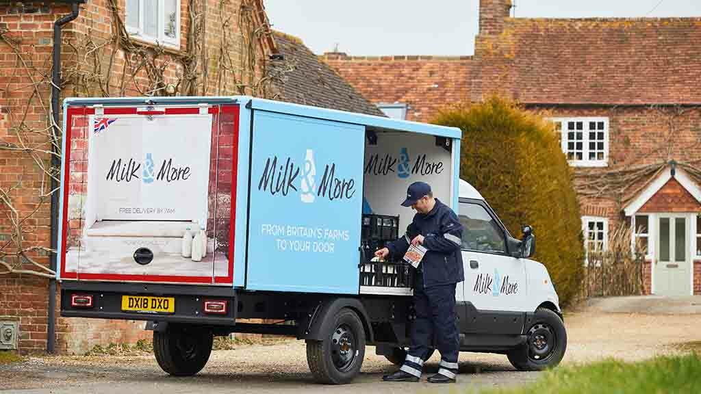 Muller's Milk & More to become largest operator of electric vehicles