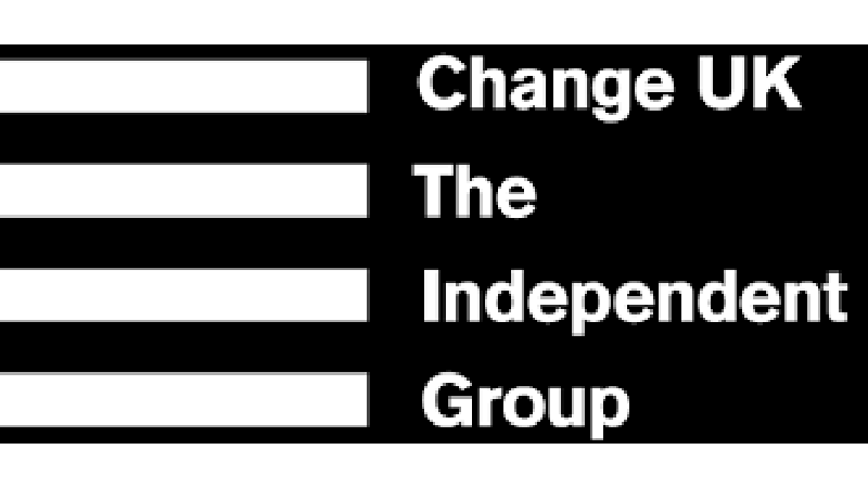 CHANGE UK - THE INDEPENDENT GROUP