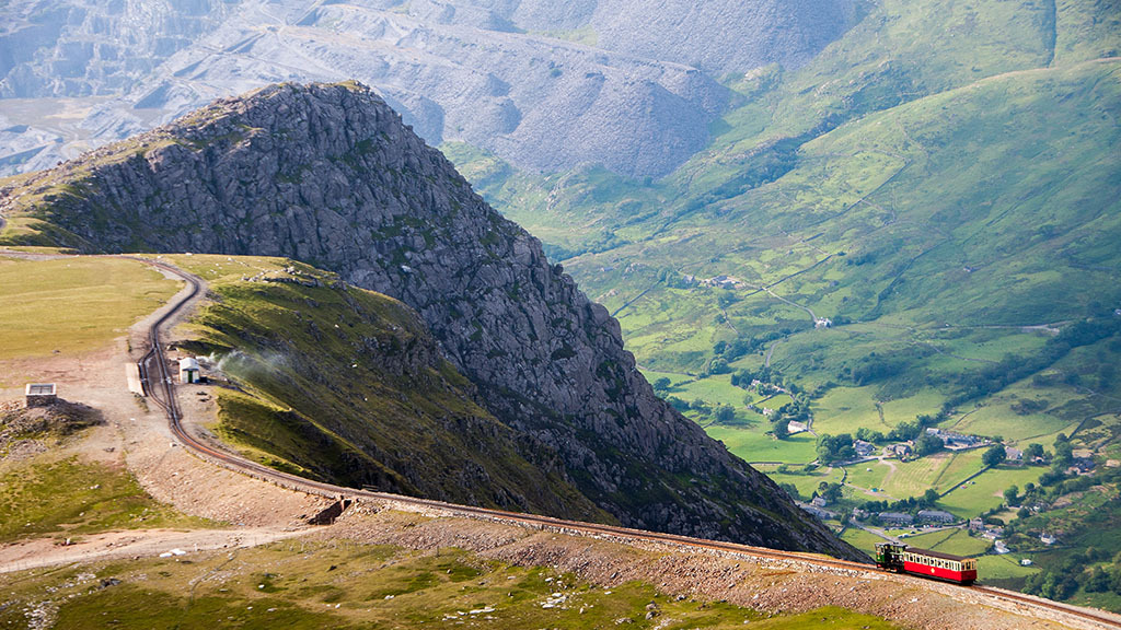 FG journalists join charity Snowdon climb to raise money for farming charities